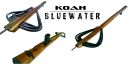 Koah Bluewater Wood Speargun Series