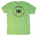 Speared Green Mask Icon T-Shirt