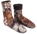 OMER Brown Camo 1.5mm 3D Socks