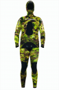 Picasso Grass Camo 7mm Wetsuit