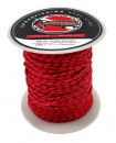 Spearfishing World Dyneema Cored Reel Line Red with Black Tracer