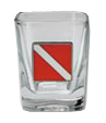 Glass Shot Glass