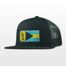 Speared Premium Bahamian Flag Hat
