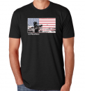 Speared American Diver T-Shirt