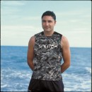 Spetton Black Mimetic Camo Vest - 5mm