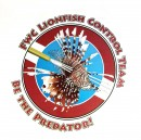 Lionfish Control Team Sticker