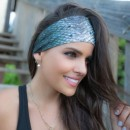Salt Armor Fish Scale Headband