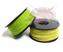 Daryl Wong Green/Yellow Dyneema Reel Line