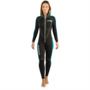 Cressi Sub Lido Long 2mm Wetsuit Women