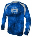 Pelagic Royal Reefer Vaportek Long Sleeve