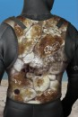 OMER Weight Vest Brown Camo 3D