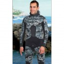 Spetton Black Digital 7mm Wetsuit