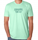 Speared Green Chasing Tails T-Shirt