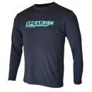 Speared Long Sleeve UV SpearFish T-Shirt