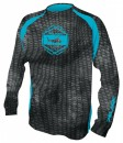 Pelagic Burnt Reefer Vaportek Long Sleeve